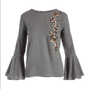 Womens Chelsea & Theodore Blouse